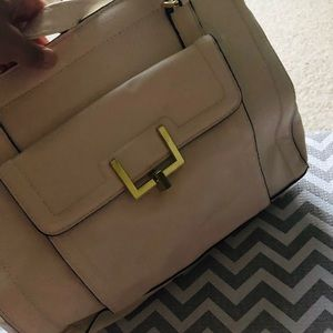 Handbags - White Purse with lots of pockets